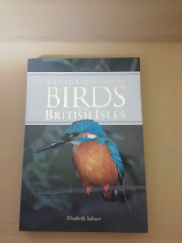A Field Guide Book. Birds of the British Isles