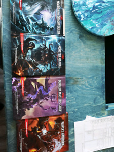 Dungeons and dragons books