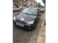 Mint condition ford focus 1.6