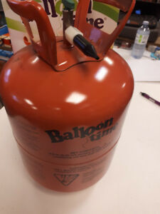 NEW Helium Tanks for balloons. On Sale Only $20.00