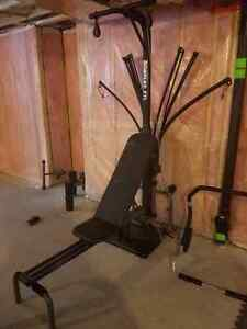 Complete home gym London Ontario image 4