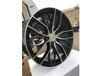 "20"" alloy wheels alloys rims tyre tyres 5x120 BMW 1 2 3 4 5 6 Series bargain"