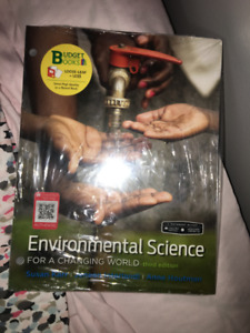 Environmental Sciences Textbook