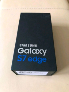 Brand New Samsung Galaxy S7 Edge