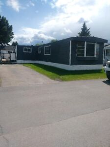 LOOKING FOR HOME &  JOB IN LABERTA?MOBILE HOME FOR SALE$59999 $