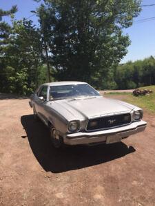 1978 Mustang II Coupe