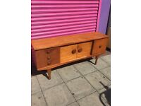 Vintage Retro Danish Sideboard 70's