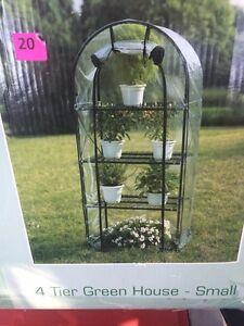 Garden green house.  Cambridge Kitchener Area image 2