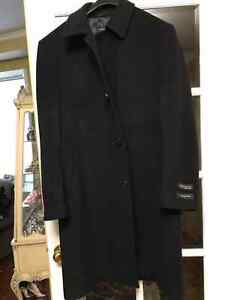 Wool & Cashmere coat/ Leather Jacket and more!