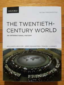 The Twentieth-Century World: An International History, Canadian