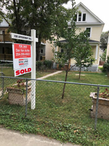 Selling your property without a REALTOR® ?