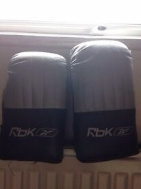 Reebok boxing gloves Rbk
