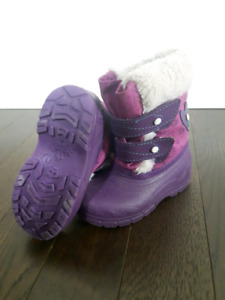 Childre Size 7 winter boot
