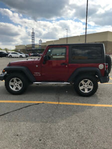 FOR SALE 2012 Jeep Wrangler Sport 4WD
