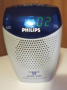 Philips Clock Radio AJ3135