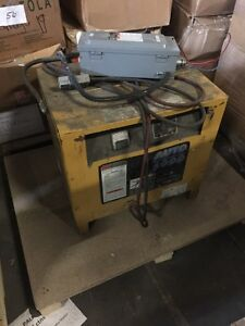 Charger for electric lift