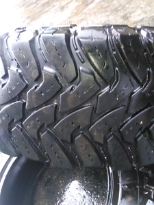 2 Toyo mt open country tires