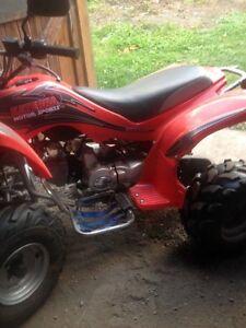 110cc four wheeler  Kawartha Lakes Peterborough Area image 2