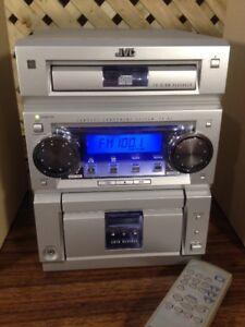 JVC  FSP7 100 Watt Compact Stereo