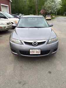 2007 Mazda Mazda 6 GS Sedan **NEW PRICE**