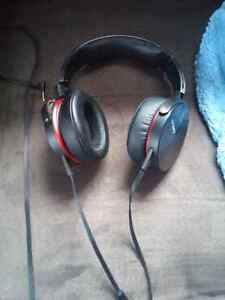 Sony head phones W bass booster