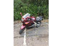Kawasaki ZZR 600 ZZR600 12 months MOT