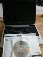 Toshiba Laptop in Perfect Working Order (300GB Hard Drive)