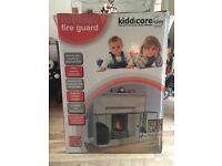 Kiddicare Child Safety Fireplace Extendable Guard