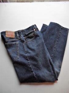 Levi Strauss Metro Fit 528  W32 X L30 Blue Jeans