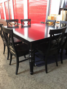 Pottery Barn Square Family Dining Table