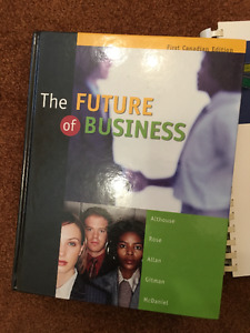 The Future of Business - First Canadian Edition