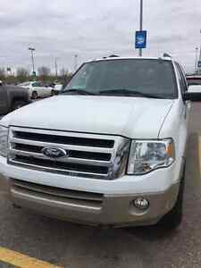 2009 Ford Expedition SUV, King Ranch Fully loaded