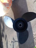 As new Prop propeller Volvo SX 23 pitch left hand