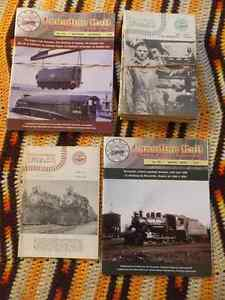 Canadian Rail Magazine - 1965 to 1991 Collection