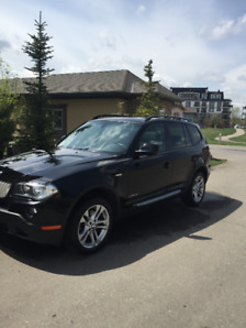 2010 BMW X3 30i SUV, one owner! Mint Condition