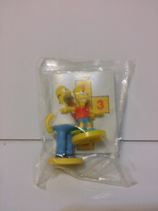 Vintage Bart Simpson collectible toy