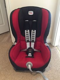 Britax Romer Duo Plus Car Seat with Isofix