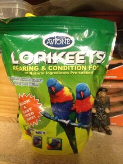Lorikeets food  Noble Park Greater Dandenong Preview