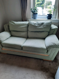 Mint Green Sofabed for sale - £100
