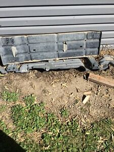 2011-current ford superduty skid plate and fuel tank