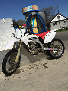 * 2008 CRF450R - FOR SALE OR POSSIBLE TRADE *