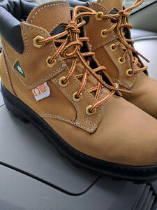 Brand New Terra Steel Toe! Men's 4/Women's 6