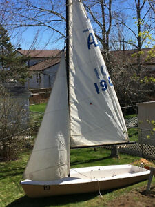 Day Sailer For Sale (Sold PPU)