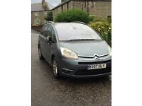very clean SEVEN SEATER ,, power steering .. alloy wheels .No M.O.T