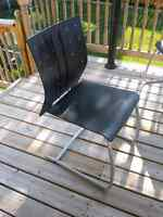 6 Sold Patio Chairs