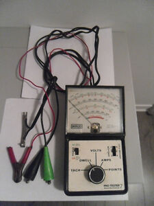 VINTAGE DIXCO AUTOMOTIVE ANALYZER FOR SALE