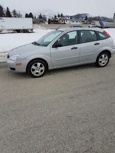 2007 Ford Focus SES LOW KMS
