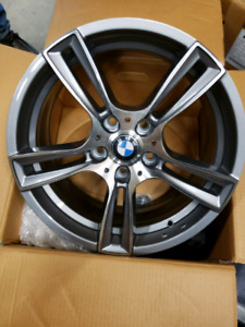 "Wheels BMW 17"" or 18"" new in box"