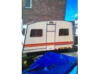 Rapido caravan comfomatic folding caravan excellent condition