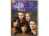 One Tree Hill complete fifth season